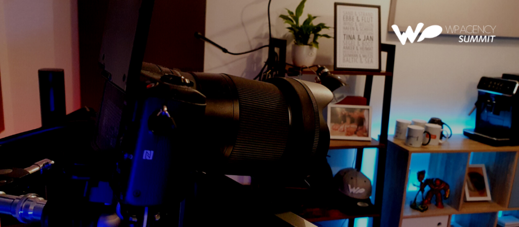 My camera, feeding the best online video editor with material